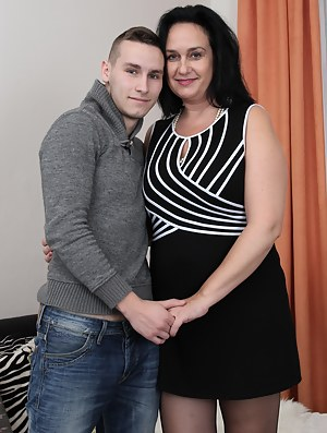 MILF and Boy Porn Pictures